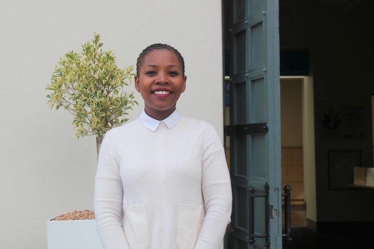 GSB Foundation Scholar Ntsikakazi Hene