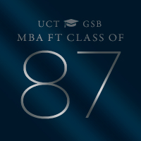 MBA Class of 1987 (FT)