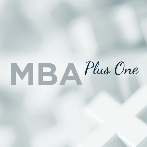 MBA Plus One