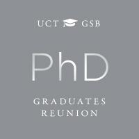 UCT GSB PhD Graduates Reunion