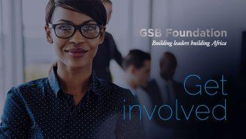 GSB Foundation - Get involved