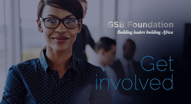 GSB Foundation - Get involved
